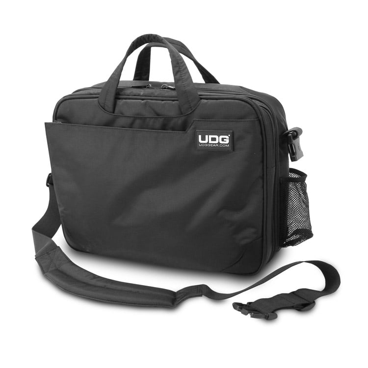 7e0d18d055 UDG U9011 DJ Controller SlingBag Small – Black Orange