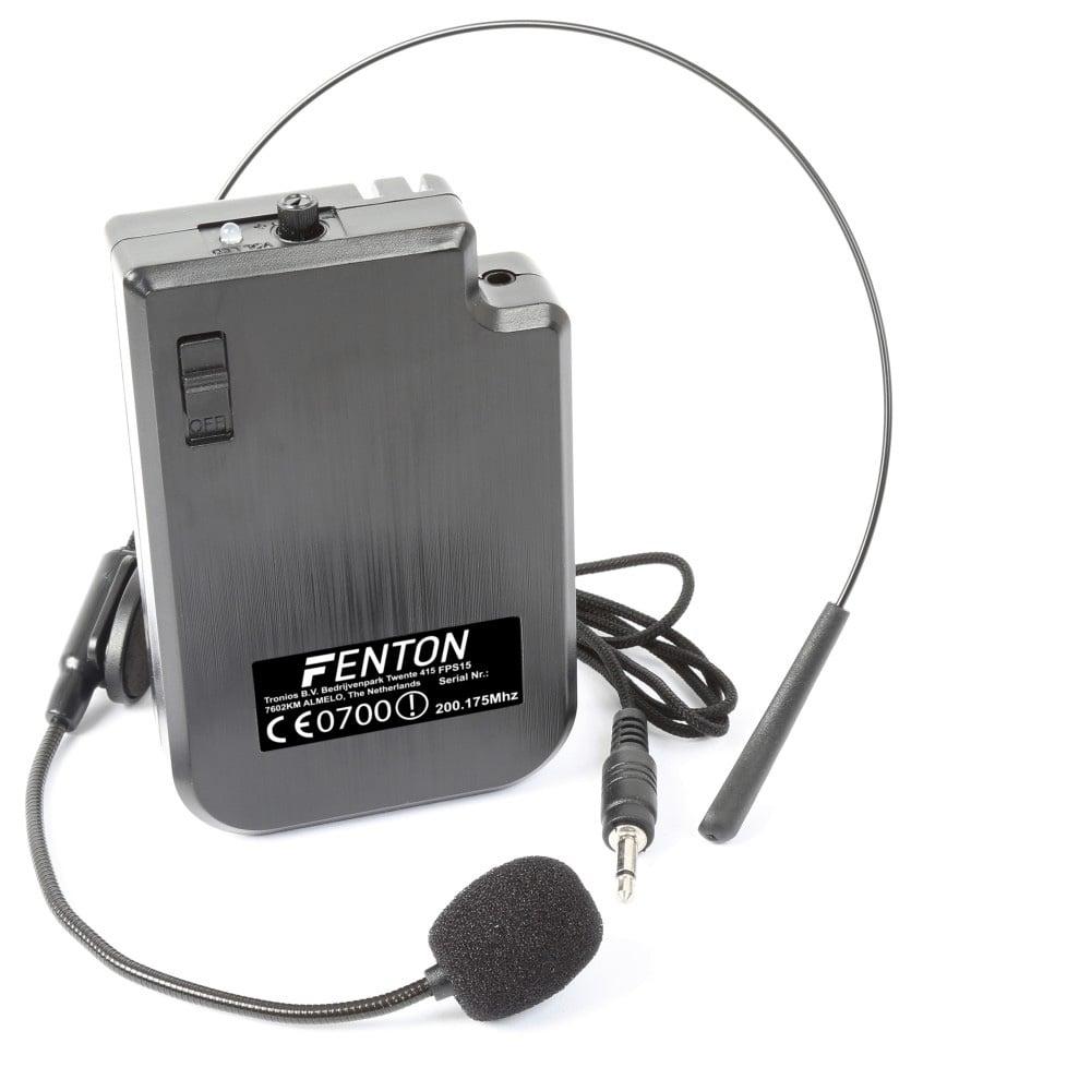 Fenton ST0MIC
