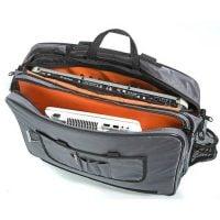 udg-ultimate-courierbag-deluxe-17-staalgrijs-oranj