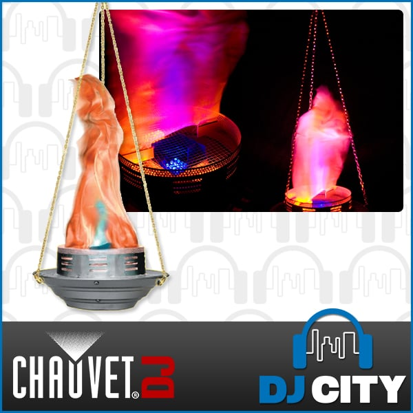 Chauvet Dj Bob Led Flame Effect Light Dj City