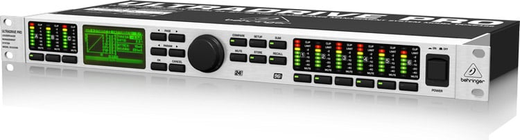 Dcx2496 Behringer Ultra Drive Pro Digital Management