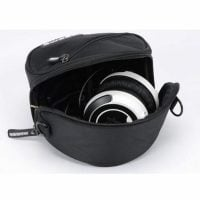 41450 Magma DJ Headphone Bag Open View