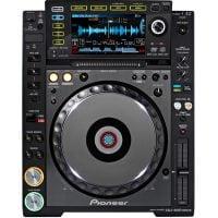 Pioneer CDJ2000 Nexus Professional CD DJ Media Player top