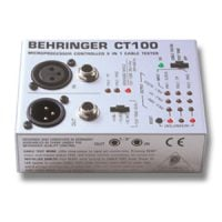 CT100 Behringer Cable Tester