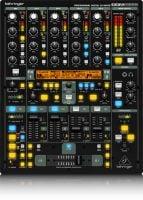 DDM4000 Behringer DJ Mixer top