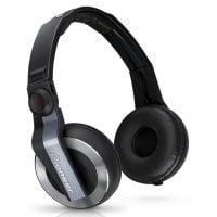 HDJ500K Pioneer DJ Heaphones angle