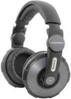 HP450PRO Citronic DJ Headphones - Black