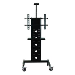 Portable Lcd Tv Stand On Wheels 30 64 Inch Prostand Lcd Mobile Dj City