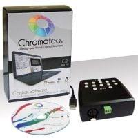 Chromateq LPSA512 DMX System pack