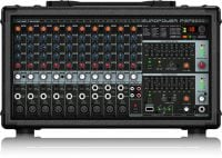 Behringer PMP2000D Powered Mixer front