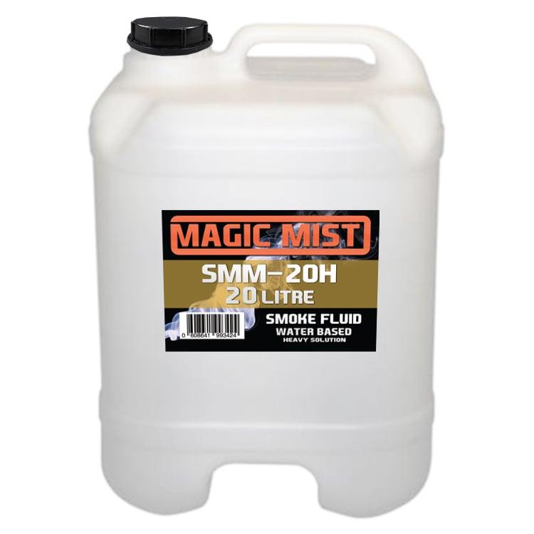 Smoke fluid 20 litre heavy