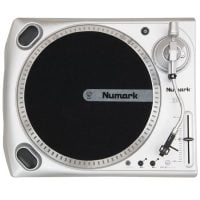 TTUSB Turntable Numark Top View