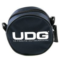 U9960NV UDG Navy Blue Headphone Bag Front