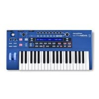 Novation Ultranova Synthesizer and Midi Controller with Vocoder Top View