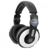 Citronic Ultima HP450PRO White DJ Headphones
