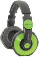 Citronic Ultima HP450PRO Green DJ Headphones