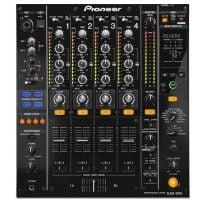 DJM850-K PIONEER DJ MIXER top
