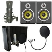 Studio Package 1 Vocal Producer Pack AVE Package View