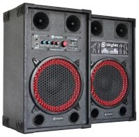 SPB-10 Skytec Active Speaker Set powered 10 Inch 300Watt