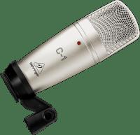 C-1 Behringer Studio Condenser Microphone side