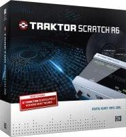 SCRATCH-A6 Native Instruments Digital DJ System Retail Box