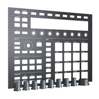 CUSTOMKIT-BLK Native Instruments Maschine mkII Kit - Black Full View