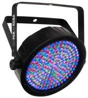 Chauvet DJ SlimPar64 RGBA LED Parcan Front Angle View