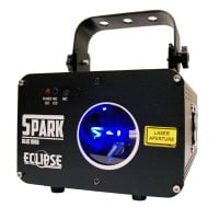 Eclipse Spark AVE 1000mW Blue Laser Light front angle