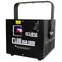 ECLIPSE CLUB AVE 1000 MW RGB FULL COLOR LASER front angle