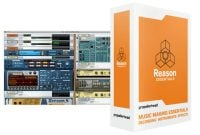 REASON ESSENTIALS Propellerhead Production Software Retail View
