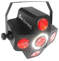 Chauvet DJ Circus2.0-IRC LED DJ Light Left Angle View
