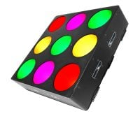 Chauvet DJ Core3x3 LED Modular Pixel Panel Left Angle View
