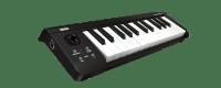 MICROKEY-25 Korg MIDI Keyboard top view