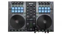Gemini G2V 2-Channel DJ MIDI Controller virtual traktor top