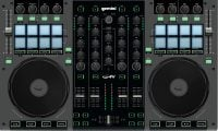 Gemini G4V 4-Channel DJ MIDI Controller virtual dj traktor top