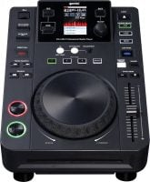 Gemini CDJ-650 DJ Media Player with CD, USB and Midi Control top angle view