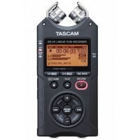 DR-40 Tascam Front View
