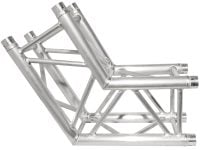 CT290-4120C Trusst 120-Degree Box Truss Corner View