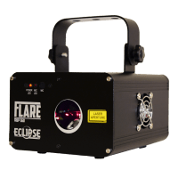 Eclipse Flare RBP Front Angle