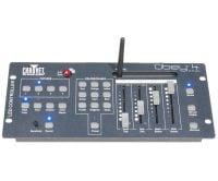 Chauvet DJ Obey4-DFI Wireless DMX Controller Front View