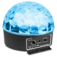 StarBall Beamz LED DJ Effect Light blue dome