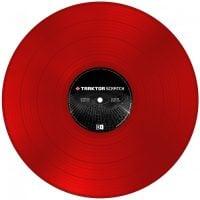 Traktor Scratch Control Vinyl MK2 - Red