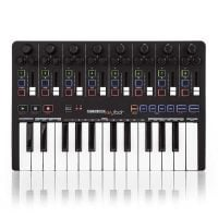 Reloop KeyFadr 25-Key MIDI Keyboard Top View