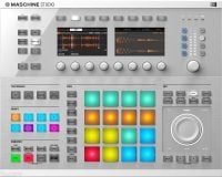 Maschine Studio Native Instruments Groove Production - White Top View