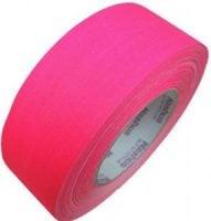 Nashua Neon511P48 Fluro Pink Cloth Tape - 48mm Wide
