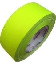 Nashua Neon511Y48 Fluro Yellow Cloth Tape - 48mm Wide