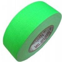 Nashua Neon511G48 Fluro Green Cloth Tape - 48mm Wide