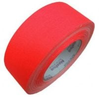 Nashua Neon511O48 Fluro Orange Cloth Tape - 48mm Wide