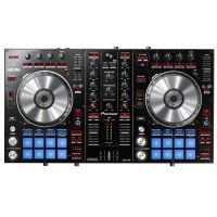 DDJ-SR Pioneer 2-Channel DJ MIDI Controller with Serato DJ top