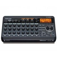 DP008EX Tascam Portable 8-Track Digital Recorder Top View
